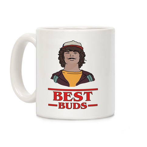 Best Buds Dustin Coffee Mug