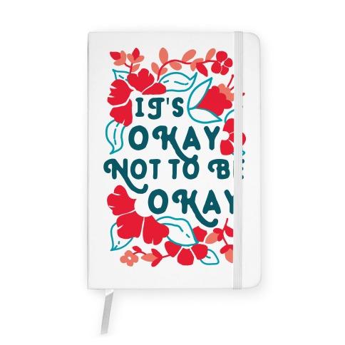 It's Okay Not To Be Okay Notebook