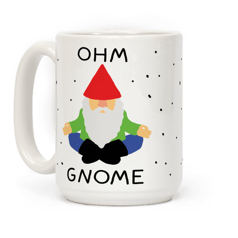 Ohm Gnome Coffee Mug