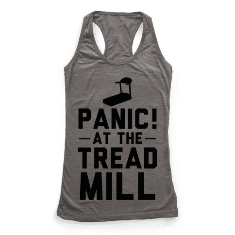 Panic! At The Treadmill
