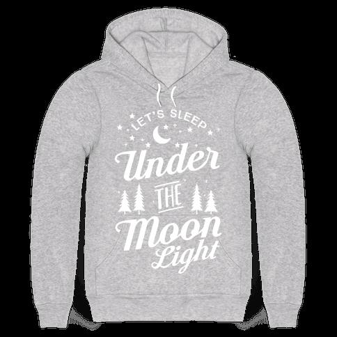 Let's Sleep Under The MoonLight