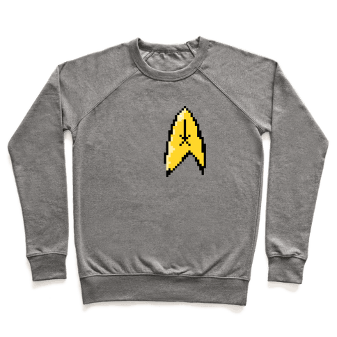 Star Trek 8-bit (Pocket) Pullover