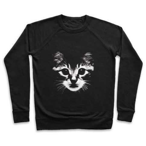 Cat Face Pullover
