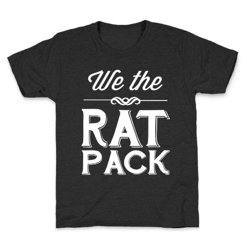 We The Rat Pack Kids T-Shirt