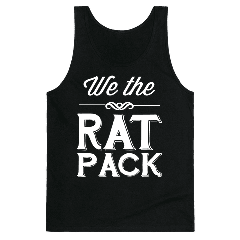 We The Rat Pack