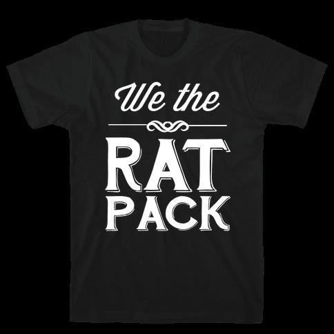 We The Rat Pack Mens T-Shirt