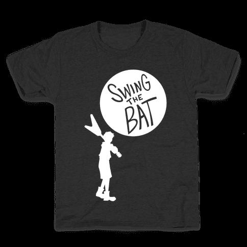 Swing The Bat Kids T-Shirt