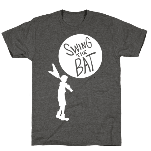 Swing The Bat Mens/Unisex T-Shirt