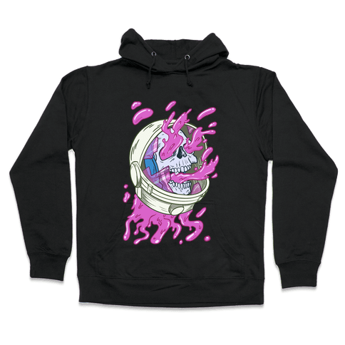 Barfstronaut Hooded Sweatshirt