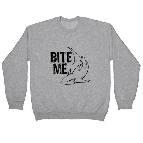 Bite Me Pullover