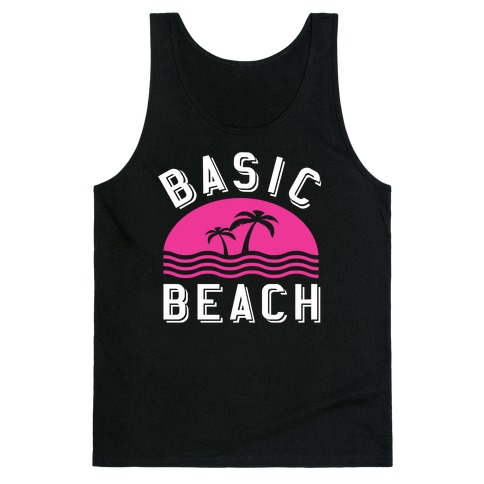 Basic Beach Tank Top