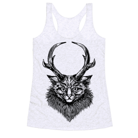 Catalope Racerback Tank Top