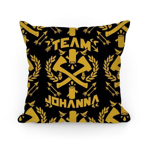 Team Johanna Pillow