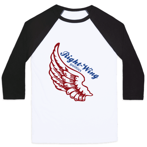 Right-Wing Politics Baseball Tee