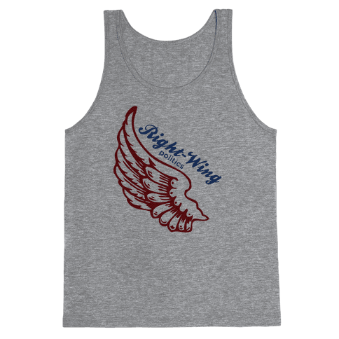 Right-Wing Politics Tank Top