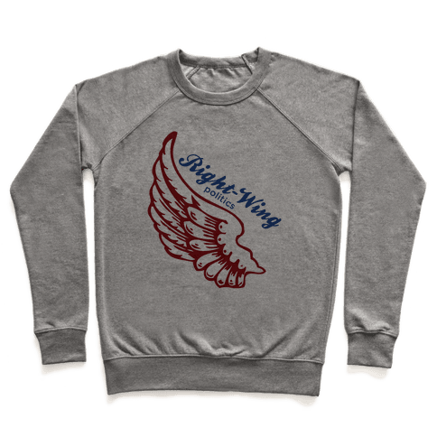 Right-Wing Politics Pullover