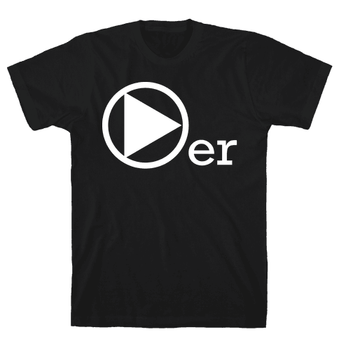 Player Mens T-Shirt