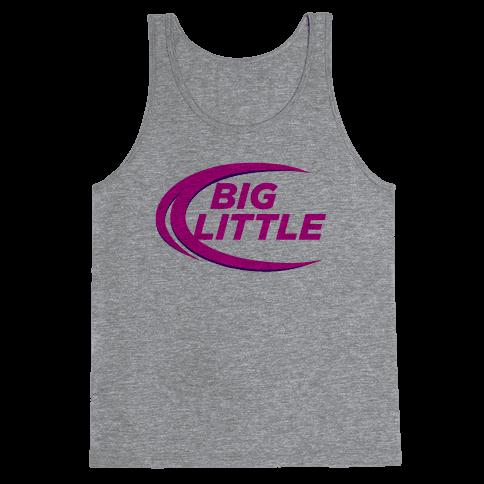 Big Little (Beer Parody Tank) Tank Top