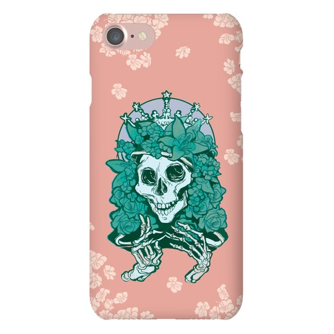 Mother's Lovely Skull Phone Case