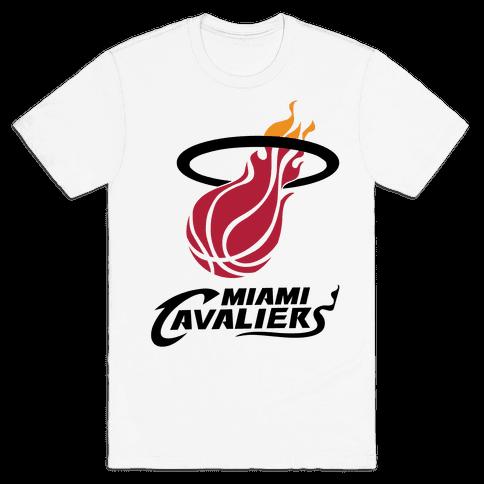 Miami Cavaliers Mens T-Shirt
