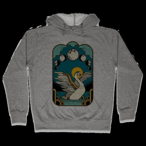 Swan Lake Hooded Sweatshirt