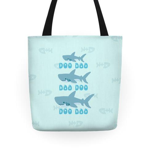 Baby Shark Tote
