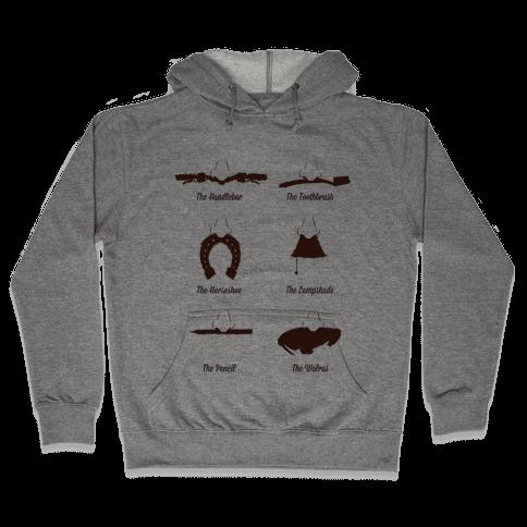 Literal Styles Hooded Sweatshirt