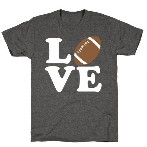Love Football T-Shirt