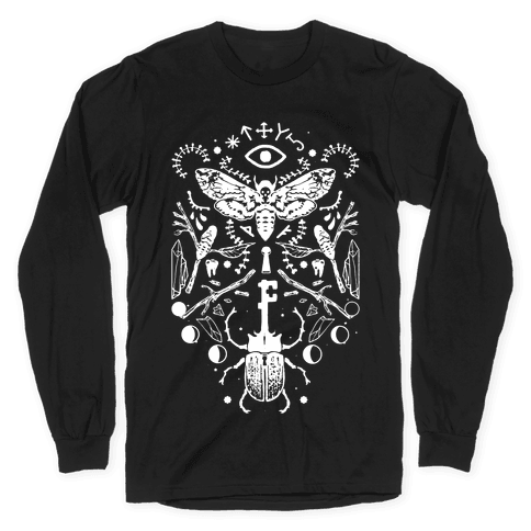 Occult Musings Long Sleeve T-Shirt