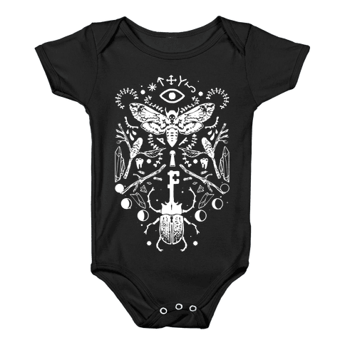 Occult Musings Baby Onesy