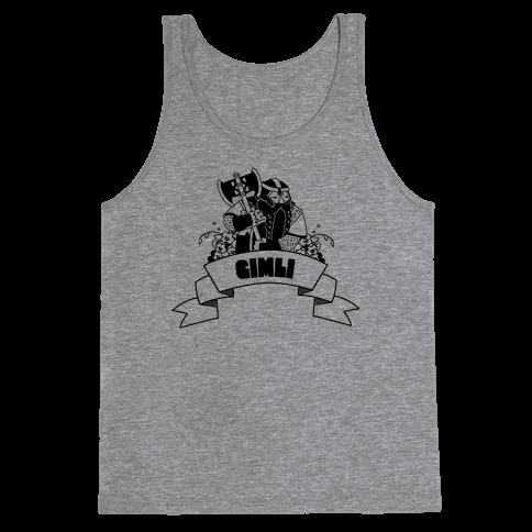 Gimli (tank) Tank Top