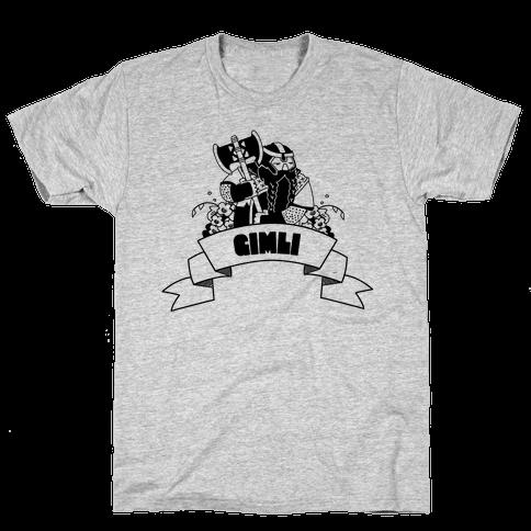 Gimli (tank) Mens T-Shirt