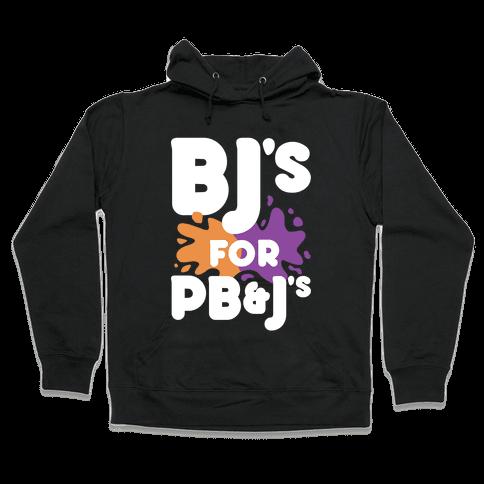 BJ's For PB&J's Hooded Sweatshirt