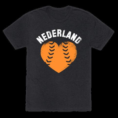 Nederland Baseball Love
