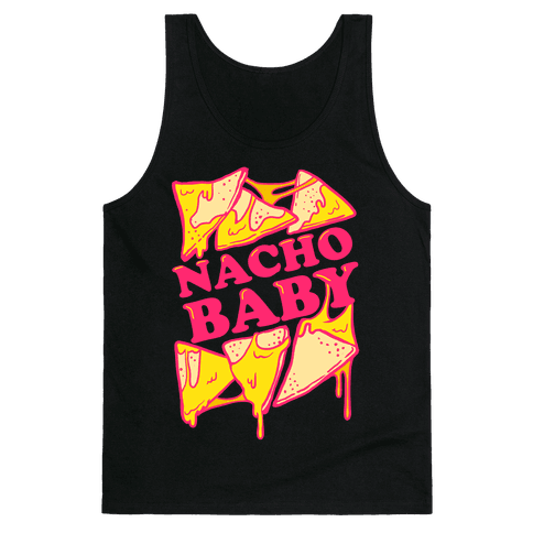 Nacho Baby Tank Top