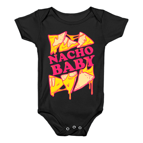 Nacho Baby Baby Onesy