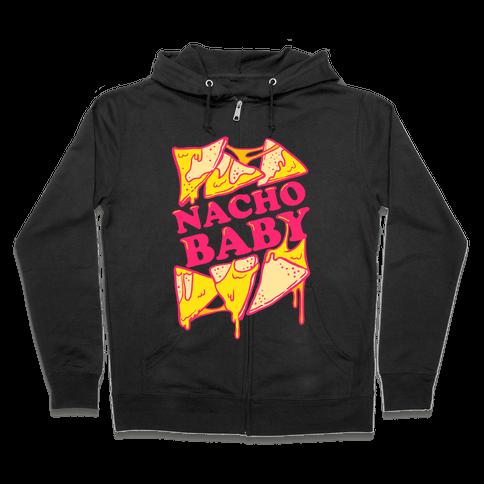 Nacho Baby Zip Hoodie