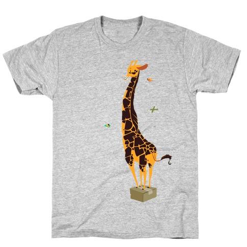Stand Tall Giraffe T-Shirt