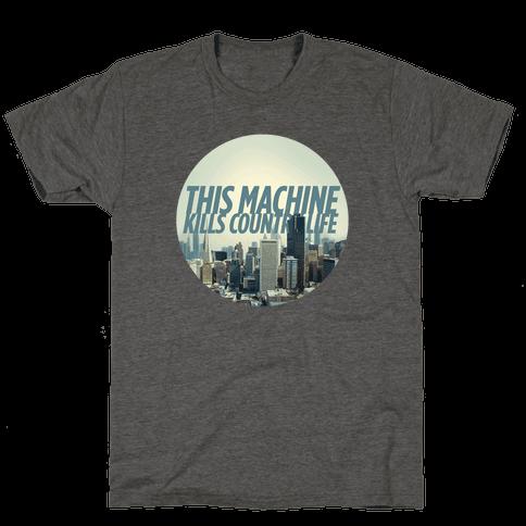 This Machine Kills Country Life