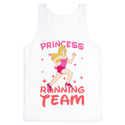 Princess Running Team (Pink)