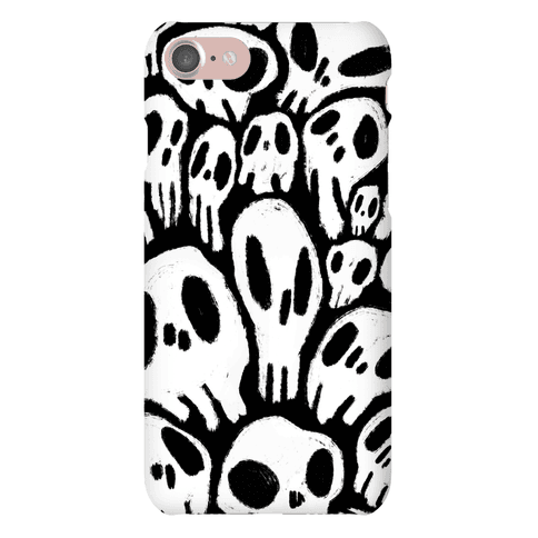 Soft Skulls Phone Case