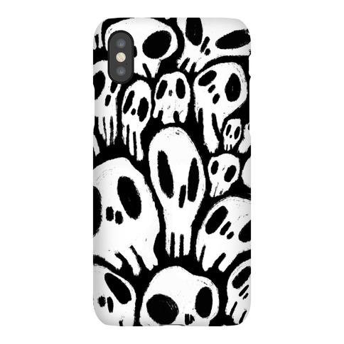 Soft Skulls Phone Case