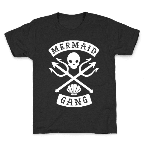 Mermaid Gang Kids T-Shirt