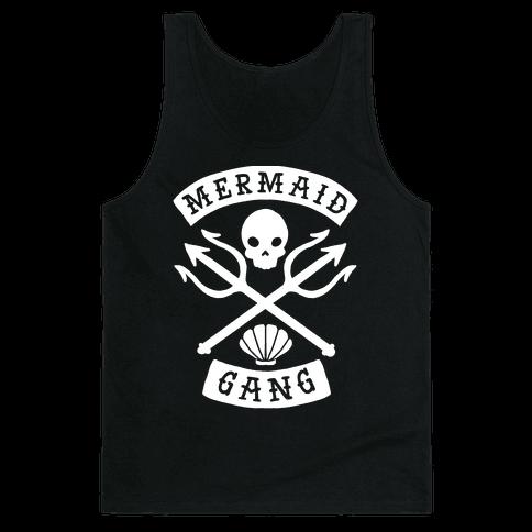 Mermaid Gang Tank Top
