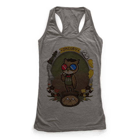 Dr Jacoby Racerback Tank Top
