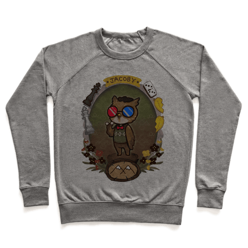 Dr Jacoby Pullover