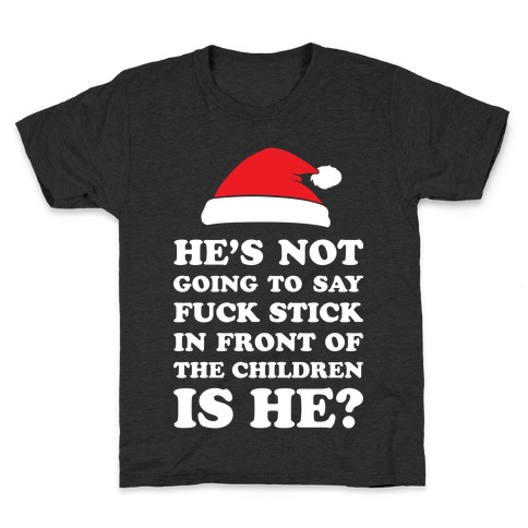 Bad Santa Kids T-Shirt