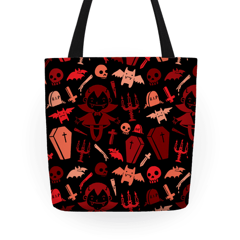 Vampires Only Tote