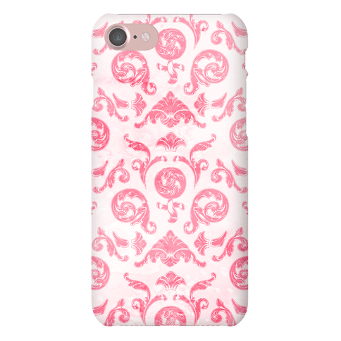 Female Toile Phone Case