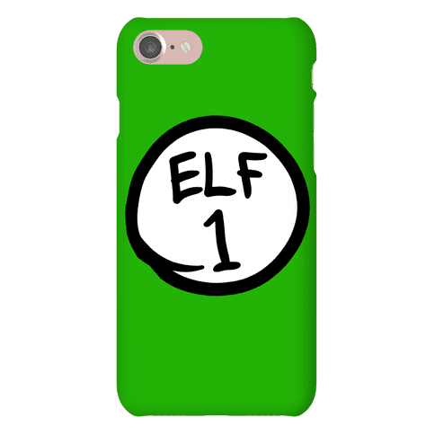 Elf One Phone Case